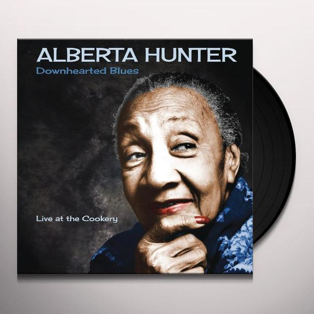 Alberta Hunter DOWNHEARTED BLUES (BONUS TRACK) Vinyl Record