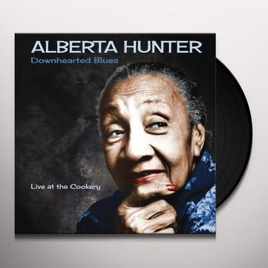 Alberta Hunter DOWNHEARTED BLUES Vinyl Record