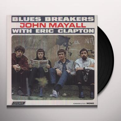 John Mayall / Eric Clapton BLUES BREAKERS Vinyl Record