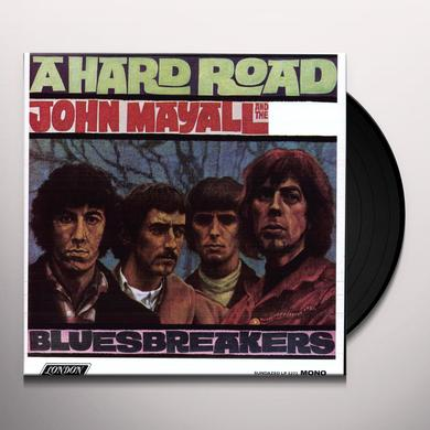 John Mayall HARD ROAD Vinyl Record