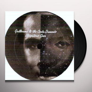 Guillaume & The Coutu Dumonts UBIQUITOUS GAZE (EP) Vinyl Record