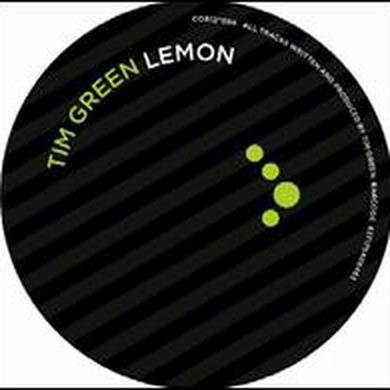 Tim Green LEMON Vinyl Record