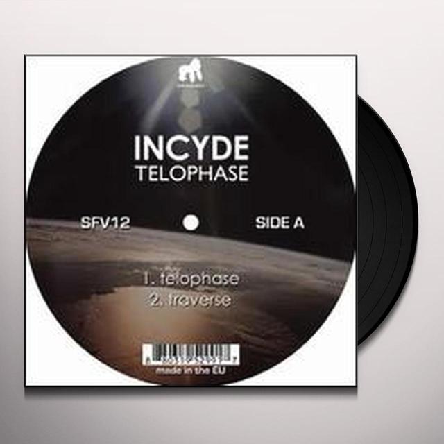 Incyde TELOPHASE (EP) Vinyl Record