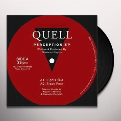 Quell PERCEPTION Vinyl Record