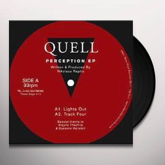 Quell PERCEPTION Vinyl Record