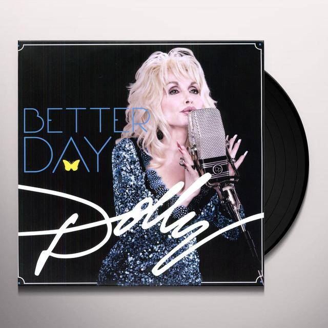 Dolly Parton Vinyl | Better Day Record