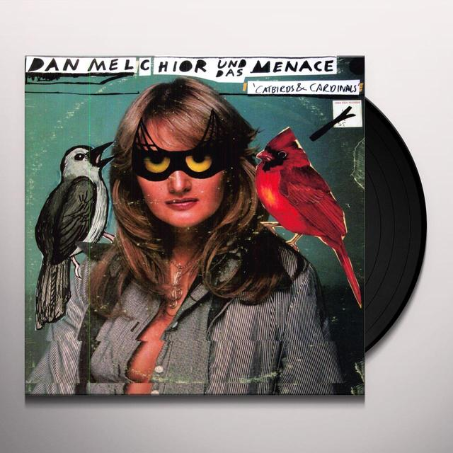 Dan Melchoir UND DAS MENACE Vinyl Record