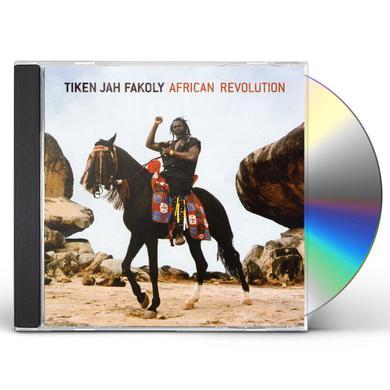 Tiken Jah Fakoly AFRICAN REVOLUTION CD