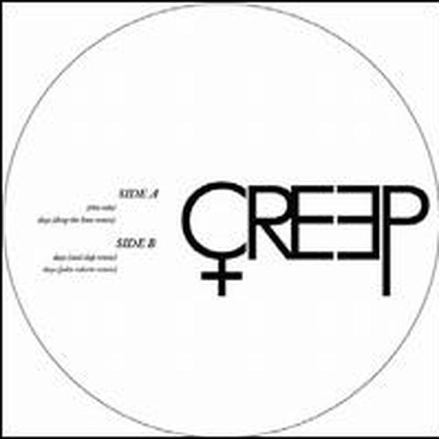 Creep DAYS (EP) Vinyl Record - Remixes