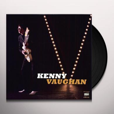 Kenny Vaughan V Vinyl Record