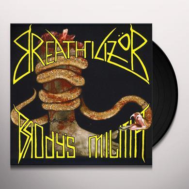 BRODY'S MILITIA / BREATHILIZOR - SPLIT Vinyl Record