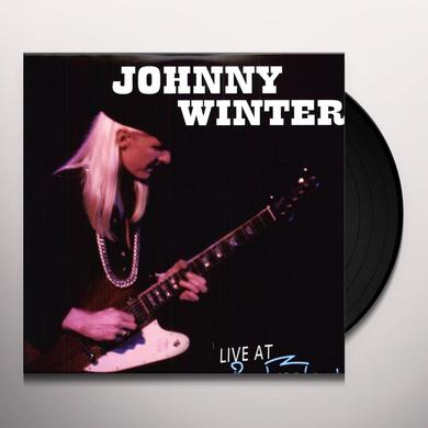 Johnny Winter LIVE ROCKPALAST 1979 Vinyl Record