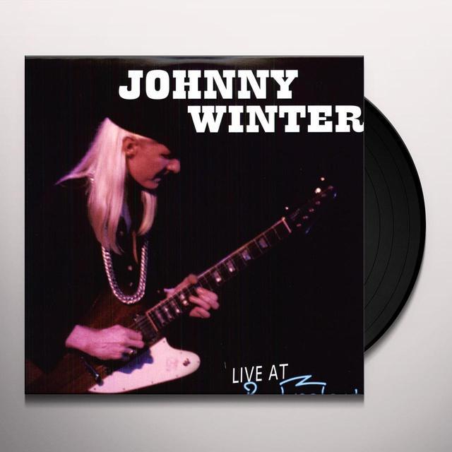 Winter.Johnny LIVE ROCKPALAST 1979 Vinyl Record