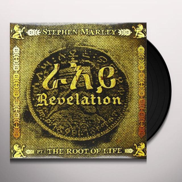 Stephen Marley REVELATION PT 1 ROOT OF LIFE Vinyl Record