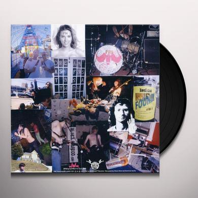 Pre THIRD ALBUM Vinyl Record