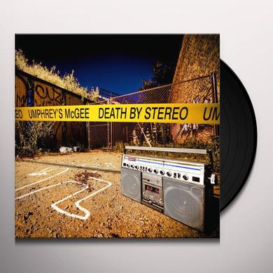 Umphrey's Mcgee DEATH BY STEREO Vinyl Record