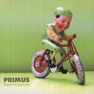 Primus GREEN NAUGAHYDE Vinyl Record