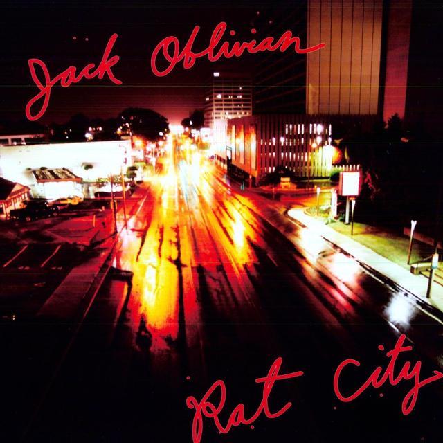 Jack Oblivian RAT CITY Vinyl Record