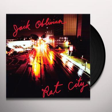 Jack Oblivian RAT CITY (DIG) Vinyl Record