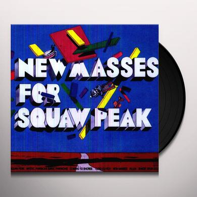 Holiday Shores NEW MASSES FOR SQUAW PEAK Vinyl Record