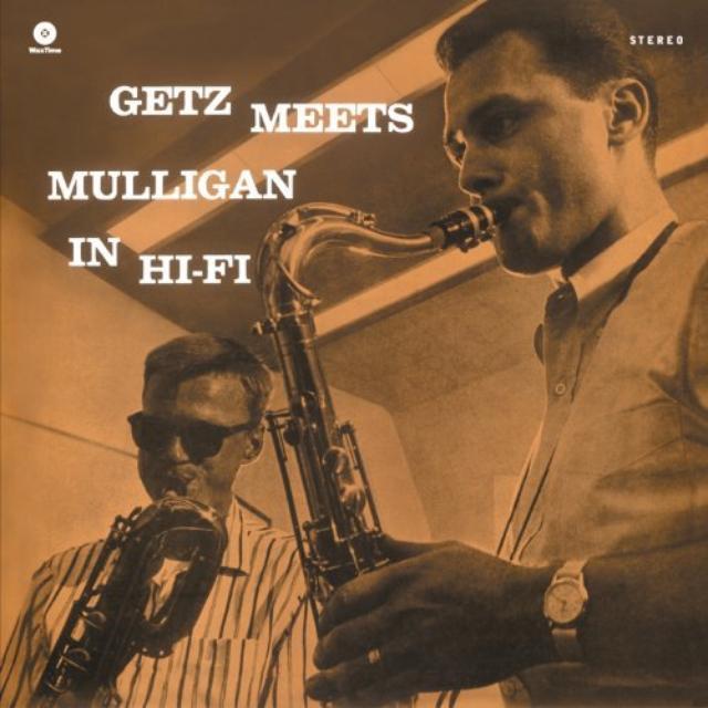Stan Getz / Gerry Mulligan