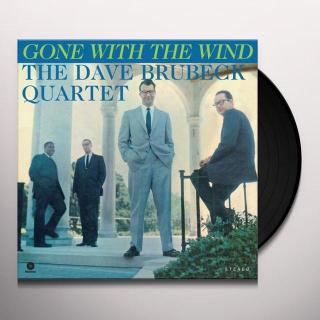 Dave Brubeck GONE WITH THE WIND Vinyl Record - 180 Gram Pressing