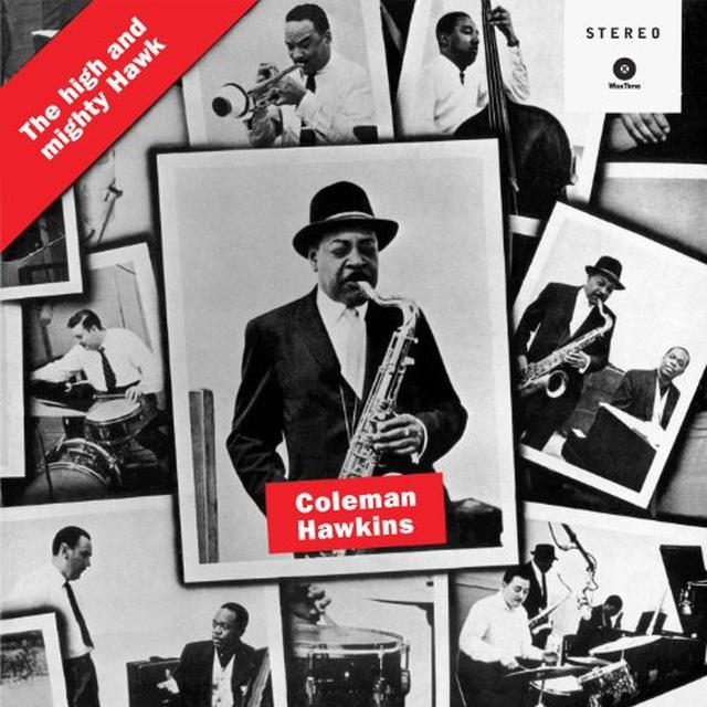 Coleman Hawkins HIGH & MIGHTY HAWK Vinyl Record - 180 Gram Pressing