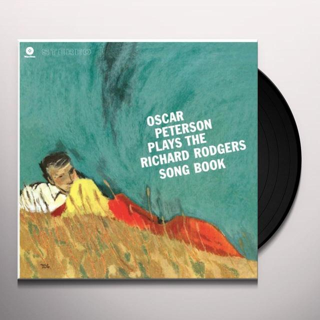 Oscar Peterson RICHARD RODGERS SONGBOOK Vinyl Record - 180 Gram Pressing