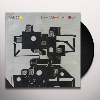 Wilco WHOLE LOVE Vinyl Record - 180 Gram Pressing
