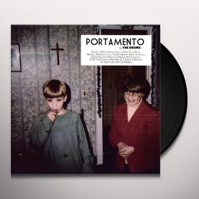Drums PORTAMENTO Vinyl Record