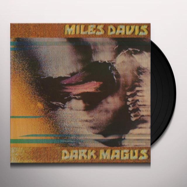Miles Davis DARK MAGUS Vinyl Record - 180 Gram Pressing