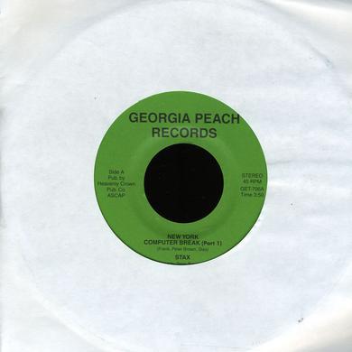 Stax NEW YORK COMPUTER BREAK DANCE Vinyl Record