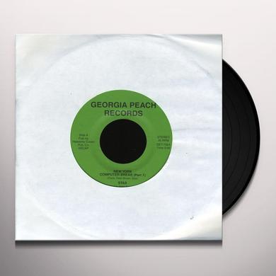 Stax NEW YORK COMPUTER BREAK DANCE Vinyl Record - Reissue