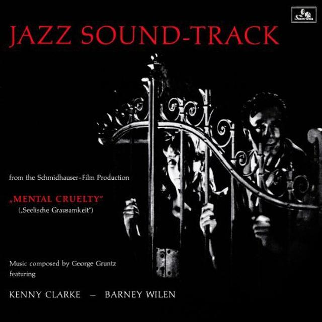 George Gruntz MENTAL CRUELTY / O.S.T. Vinyl Record