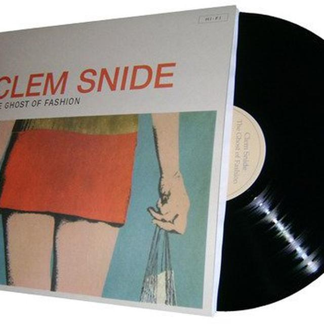 Clem Snide GHOST OF FASHION Vinyl Record