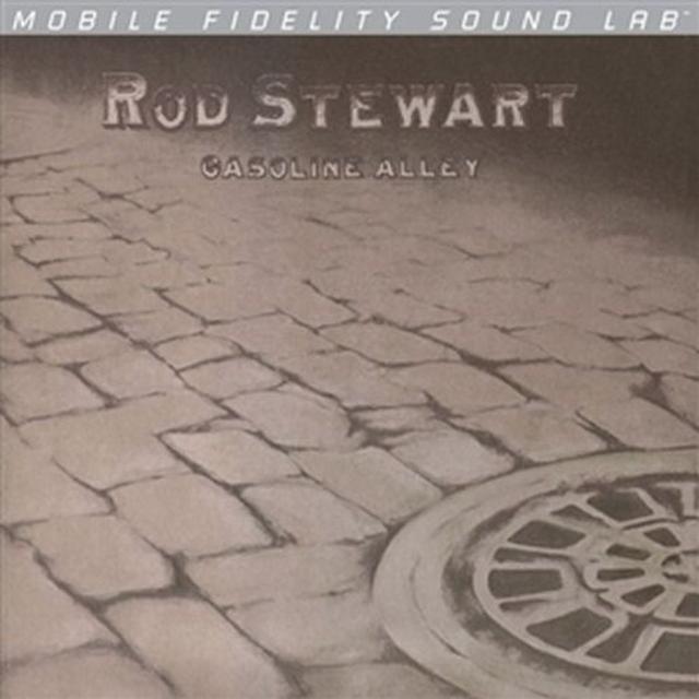 Rod Stewart GASOLINE ALLEY Vinyl Record - Limited Edition