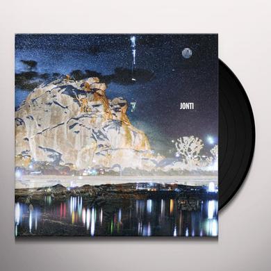 Jonti FIREWORK SPRAYING MOON / BEGONE SLUMBER Vinyl Record