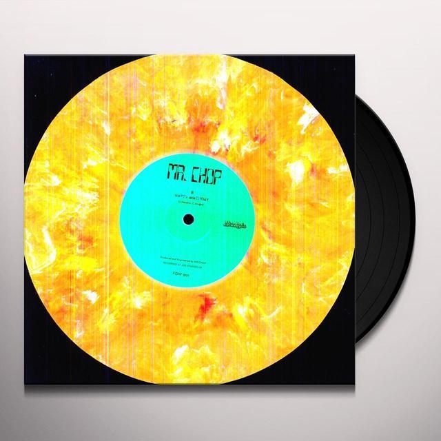 Mr Chop VITAMIN C (9 INCH) Vinyl Record