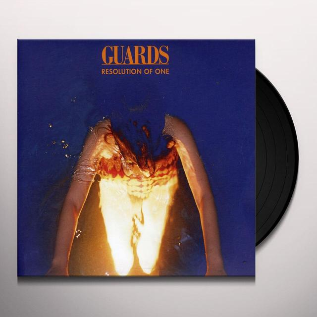 Guards RESOLUTION OF ONE (EP) Vinyl Record