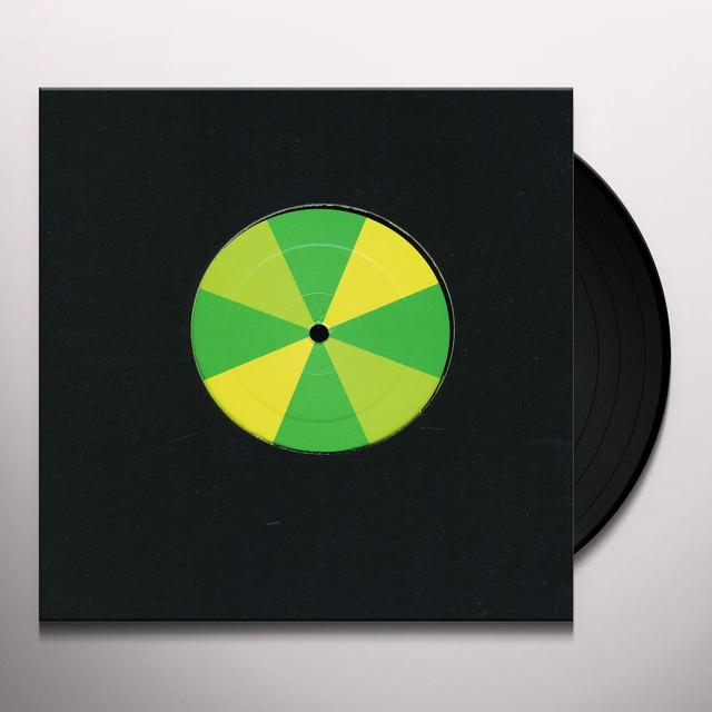 Suzanne Kraft GREEN FLASH Vinyl Record