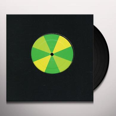 Suzanne Kraft GREEN FLASH (EP) Vinyl Record