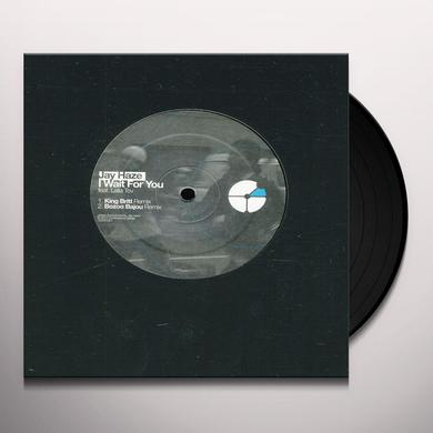 Jay Haze I WAIT FOR YOU REMIXES (EP) Vinyl Record - Remixes