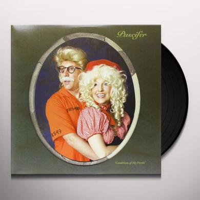 Puscifer CONDITIONS OF MY PAROLE Vinyl Record