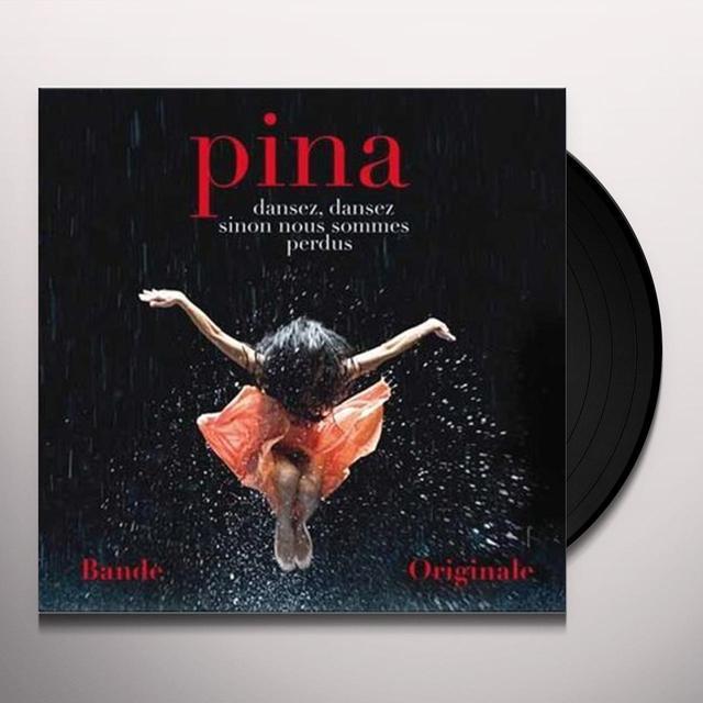 Wim Wenders PINA (SCORE) / O.S.T. Vinyl Record