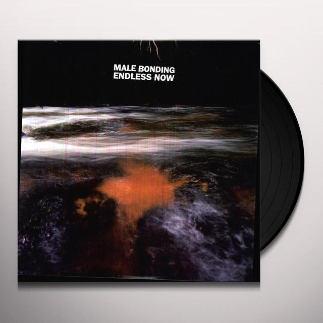Male Bonding ENDLESS NOW Vinyl Record