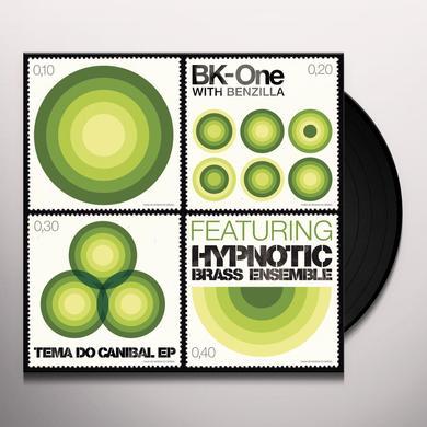 Bk-One TEMA DO CANIBAL (EP) Vinyl Record