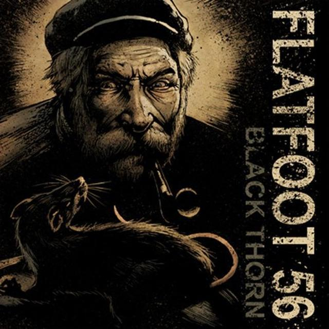 Flatfoot 56 BLACK THORN Vinyl Record - Colored Vinyl, Limited Edition, Digital Download Included