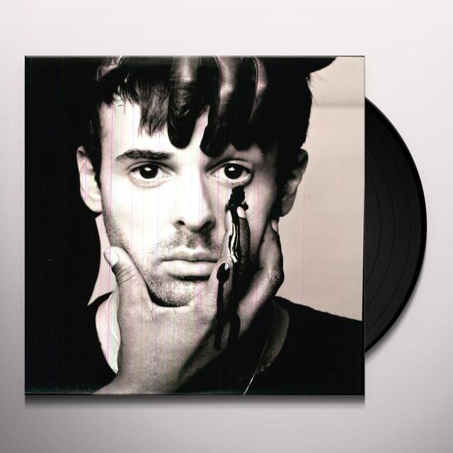 Light Asylum IN TENSION (EP) Vinyl Record