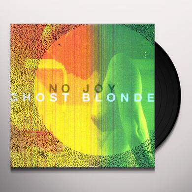 No Joy GHOST BLONDE Vinyl Record
