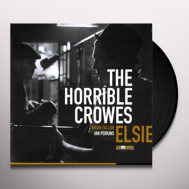 The Horrible Crowes ELSIE Vinyl Record - Digital Download Included